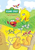 Personalized Sesame Street Let's Count Children Book (Sesame Street)