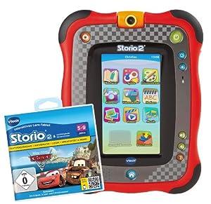 Storio 2 Cars Edition inkl. Lernspiel