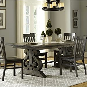 magnussen bellamy wood rectangular dining