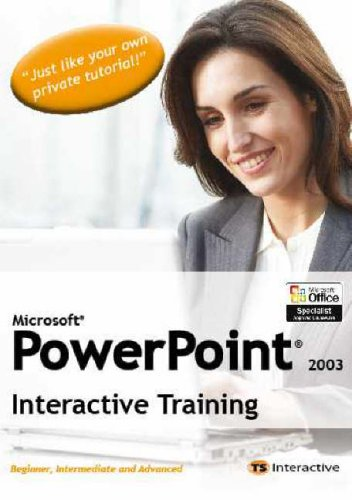 Microsoft Powerpoint 2003: Interactive Training (PC)