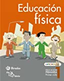 img - for Educaci n f sica / Physical Education: Educaci n primaria primer ciclo / First Cycle Elementary Education (Lapiceros / Pencils) (Spanish Edition) book / textbook / text book