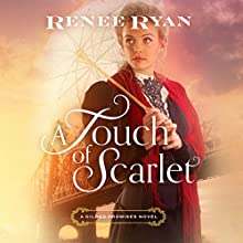 A Touch of Scarlet Audiobook by Renee Ryan Narrated by Karen Peakes