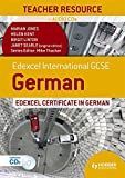 Edexcel International GCSE and Certificate German Teacher Resource