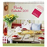 2011 Family Calendar - A family calendar with space for 5 peopleby 2011 Family Calendar -...