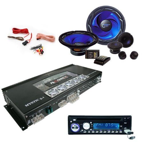 3550W CAR Set Auto Musikanlage MP3 USB SD Radio