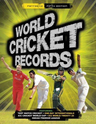 Records du monde Cricket, 2014 (Records du monde)