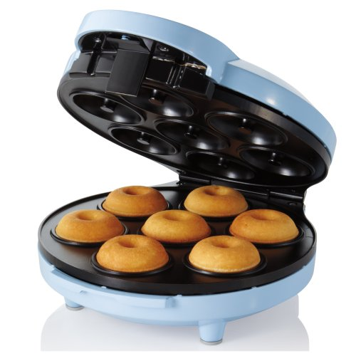 Sunbeam Fpsbdmm921 Mini Donut Maker, Blue front-555528