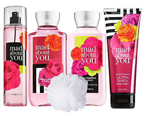 Bath & Body Works Bath & Body Works Combo Set With Loofah BBW COMBOS MAY