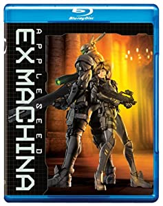 Appleseed Ex Machina [Blu-ray]