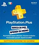 PS3 - PlayStation Plus Card: Sottoscr...