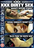 XXX Hardcore, XXX Dirty Sex (3 film set) [DVD]