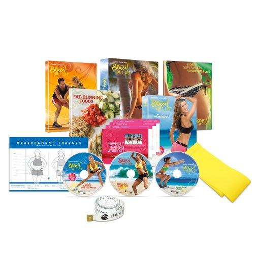 Review Brazil Butt Lift DVD Workout - Base Kit