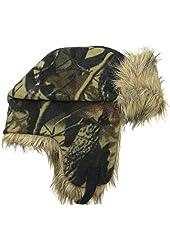 Quietwear Men's Fleece Trapper Hat