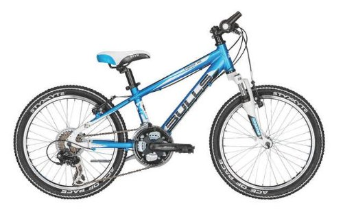 BULLS Tokee 20&quot; 2013 blau Jugend