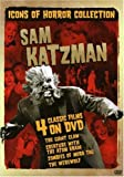 Icons of Horror Collection: Sam Katzman (The Giant Claw / Creature with the Atom Brain / Zombies of Mora Tau / The Werewolf)