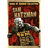 Icons of Horror Collection: Sam Katzman (The Giant Claw / Creature with the Atom Brain / Zombies of Mora Tau / The Werewolf)by Jeff Morrow
