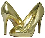Anne Michelle Fume-18 GoldWomen Pump