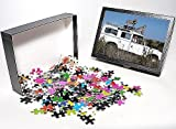 Photo Jigsaw Puzzle of Two cheetah stand...