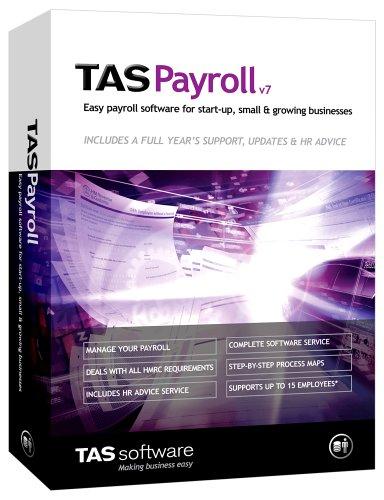 TAS Books Payroll v6 (PC)