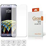 LG X Cam Glass , Nacodex For LG X Cam Glass Screen Protector - [1pcs] Premium Tempered Glass Screen Protector