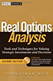 img - for Real Options Analysis: Tools and Techniques for Valuing Strategic Investment and Decisions, 2nd Edition (Wiley Finance) book / textbook / text book