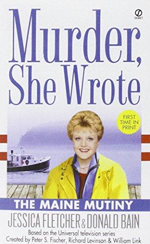 The Maine Mutiny (Murder, She Wrote)