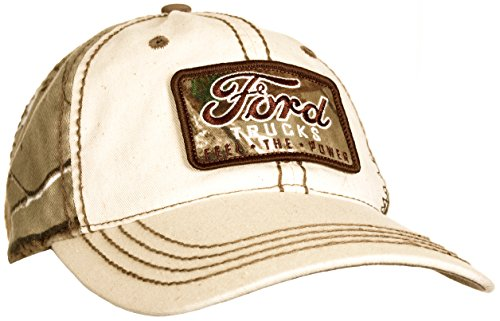 Ford Trucks Feel The Power Woodland Camouflage Ball Cap (F150 Trucks compare prices)