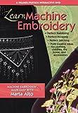 Learn Machine Embroidery Machine Embroidery Made Easy With Marta Alto