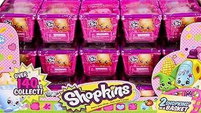 Shopkins Shopping Basket Season 2 Case of 30 by Shopkins