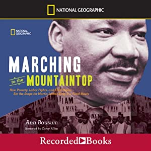 Marching to the Mountaintop Audiobook