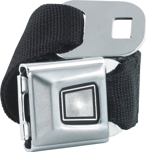 Ford Starburst Seatbelt Belt SBB Strap Color: Black, One Size Fits Most (Seatbelt Belt Black compare prices)