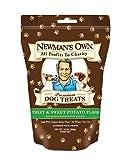 Newmans Own Organics Premium Dog Treats, Turkey & Sweet Potato, Breakable Medium, 10-Ounce Bags (Pack of 6)