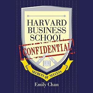 Harvard Business School Confidential Audiobook