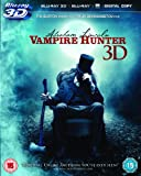Abraham Lincoln Vampire Hunter (Blu-ray 3D + Blu-ray + UV Copy)