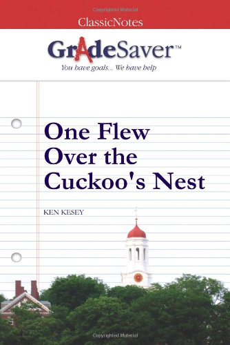 A literary analysis of the protagonists in one flew over the cuckoos nest