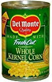 15oz Del Monte Whole Kernel Corn Security Container