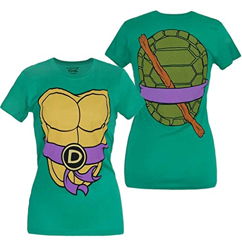 Teenage Mutant Ninja Turtles Donatello Costume Junior T-Shirt