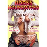 Horny Housewives (Four-Pack) ~ Pammy Perkins
