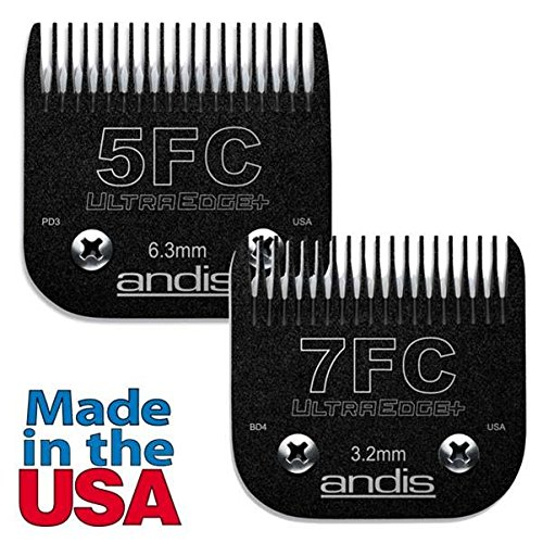 Andis 5Fc Ultra Edge Charcoal Blade
