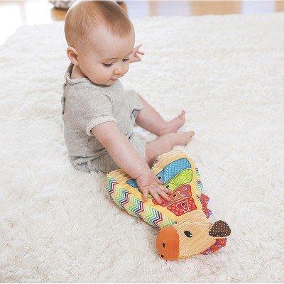 Infantino Go GaGa Touch Tone Toy - Giraffe - 1