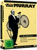 Bill Murray Collection (Ed Wood / Die Royal Tenenbaums / Rushmore) [Special Edition] [3 DVDs]