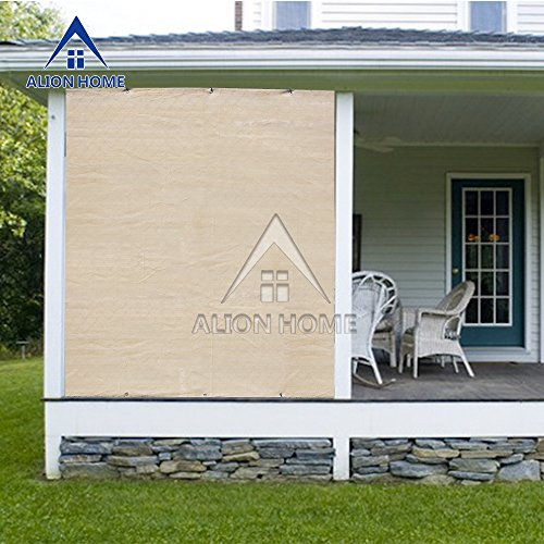 Alion Home© Sun Shade Panel For Patio, Awning, Window Cover, Instant Canopy  Side Wall, ...