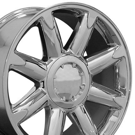 Wheel1x - Denali Style Replica Wheels Fits GMC