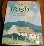 img - for The Irish, A Treasury of Art and Literature book / textbook / text book