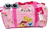 Disney Princess Duffle Diaper Bag and One Stylish Sunglasses Set