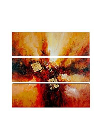 Rio Cube Abstract I 3-Panel Art Set