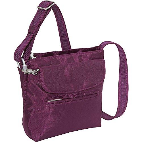 travelon-42459-damen-umhangetasche-violett-violett
