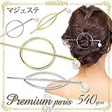 Premium paris メタル ライン スウィング パール マジェステ【サークルゴールド】