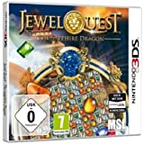 Jewel Quest 6 - The Sapphire Dragon (3DS)