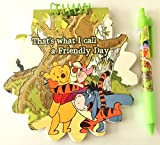 Disney's Winnie the Pooh Notebook with Pen Set